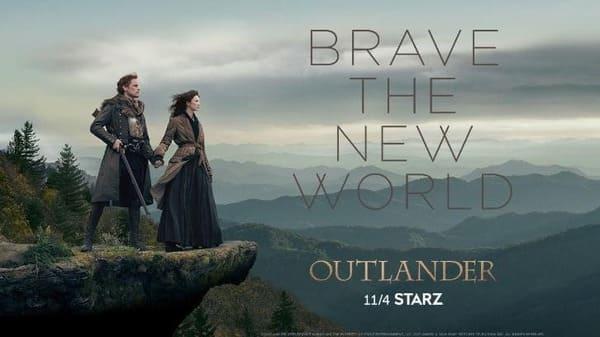 Escocia será Carolina del Norte en la cuarta temporada de Outlander