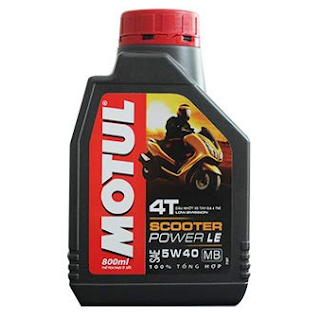 Motul Scooter Power LE 5W-40
