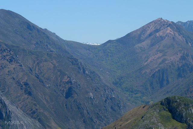 Collada Traslafuente y Pico Maoñu - Piloña - Asturias
