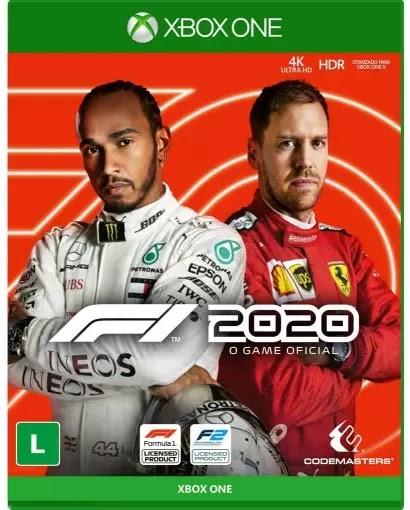 Jogo F1 2020 [Xbox One]