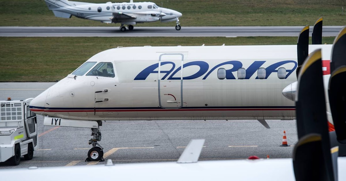 Last ditch attempt to save Adria Airways