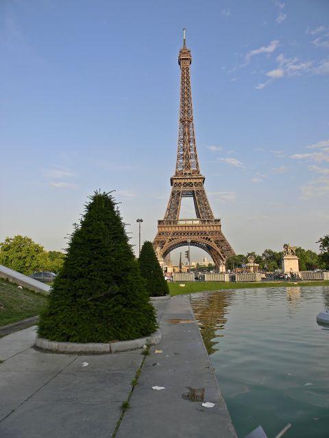 paryska przygoda, atrakcje Paryża