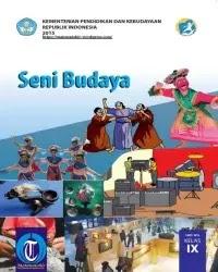 Buku Seni Budaya Siswa Kelas 9 k13