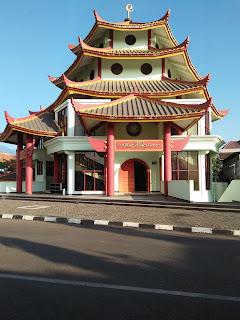 Hasil gambar untuk Deskripsi tentang RS. UMM & Masjid KH M. Bedjo Darmoleksono