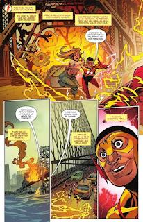 Flash de Joshua Williamson vol. 2 La Velocidad de la Oscuridad, ECC Ediciones.