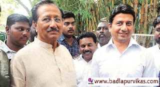 Osmanabad (Badlapur Development Media): - The NCP is likely to face another major blow to the state. It is because of the possibility that the senior leader of the NCP, Padmasinh Patil, Chiranjeev and MLA Rana Jagjitsinh Patil are going to BJP. Discussions have also started in the district that Rana Jagjit Singh Patil has resigned from his MLA.  Rana Jagjit Singh Patil was nominated by the NCP from Osmanabad constituency in the Lok Sabha elections. But they lost in the elections. It was announced that he would enter the BJP within a few days. Now, Rana Patil has avoided mentioning the MLA in the photo shared on the occasion of Goat Eid. Therefore, he has emphasized the debate over his resignation of MLA.  In the last few days, many leaders have waited for the ruling party to abandon the NCP. These include senior leaders Madhukar Pichad, Sachin Ahir. Also, Navi Mumbai's great leader of NCP Ganesh Naik Hedil is reported to be entering the BJP soon. Therefore, the NCP is in trouble before the Assembly elections. Meanwhile, the NCP's leadership has taken serious note of the outgoing of the leaders.  Therefore, the NCP will adopt the same style of BJP to quit the upcoming assembly elections. It is learned that the NCP leadership has started the inquiry into whether the dissatisfied leader of the ruling party is embroiled in the constituency of the NCP leaders. It is also known that the NCP will take special efforts to defeat the leaders who have transformed the young leaders in the constituency.