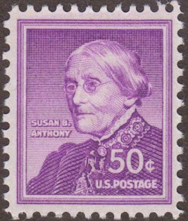 Susan B Anthony,liberty Series