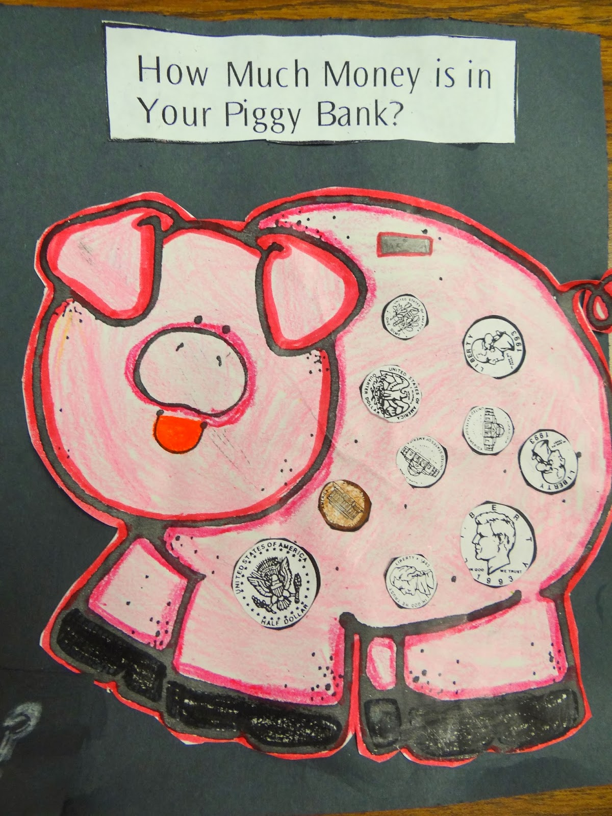 Patties Classroom Pigs Will Be Pigs And Money Piggy Banks Project Based Learning