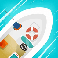 Hocked Inc: Fisher Tycoon MOD APK (MOD, Unlimited Money) v2.19.0 Latest Download