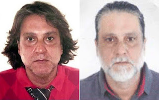 Paulo Cupertino é preso no interior do Paraná, Assassino do ator Rafael Miguel e dos pais dele.