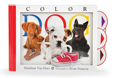 color dog van fleet