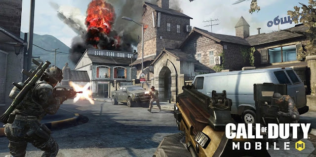 Cara Mengatasi Lag di Call Of Duty Mobile  Cara Mengatasi Lag di Call Of Duty Mobile