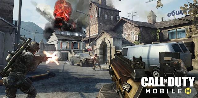 Cara Mengatasi Lag di Call Of Duty Mobile  Cara Mengatasi Lag di Call Of Duty Mobile