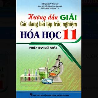 Hướng Dẫn Giải Các Dạng Bài Tập Trắc Nghiệm Hóa Học Lớp 11 ebook PDF-EPUB-AWZ3-PRC-MOBI