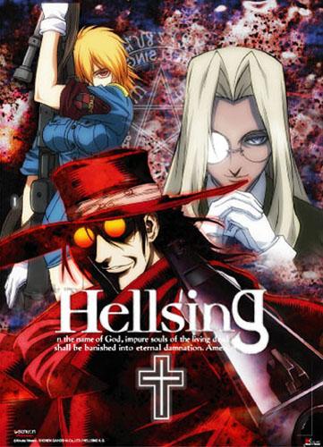 Hellsing – Dublado Online