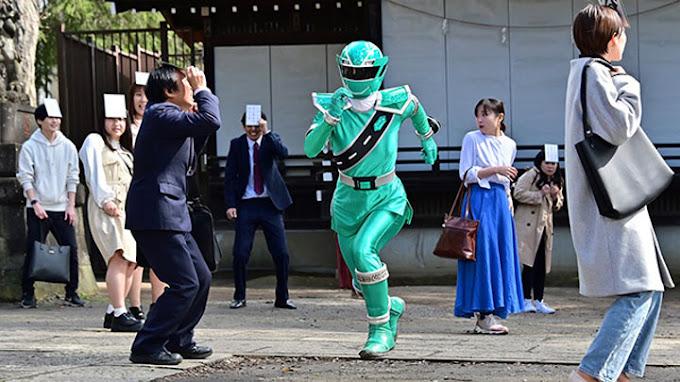 Mashin Sentai Kiramager Episode 9 Subtitle Indonesia