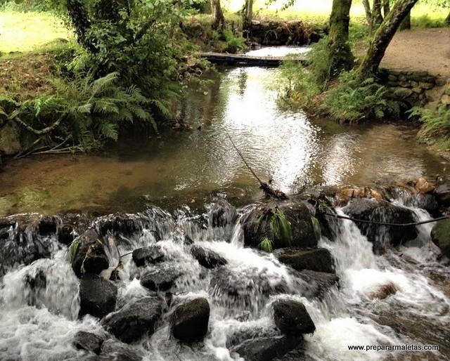 Ruta del Agua y la Piedra Rías Baixas Galicia