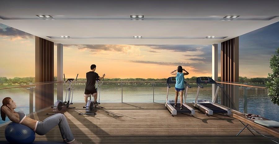 kingsford waterbay gym