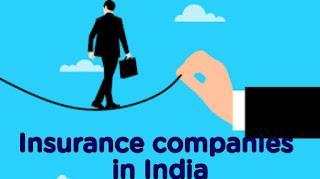 Insurance companies of India