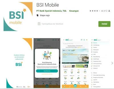 Unduh BSI Mobile