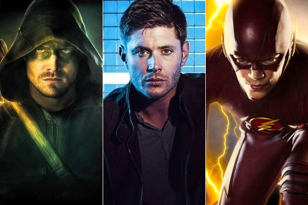 arrow the flash supernatural