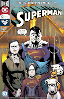 DC Renascimento: Superman #42