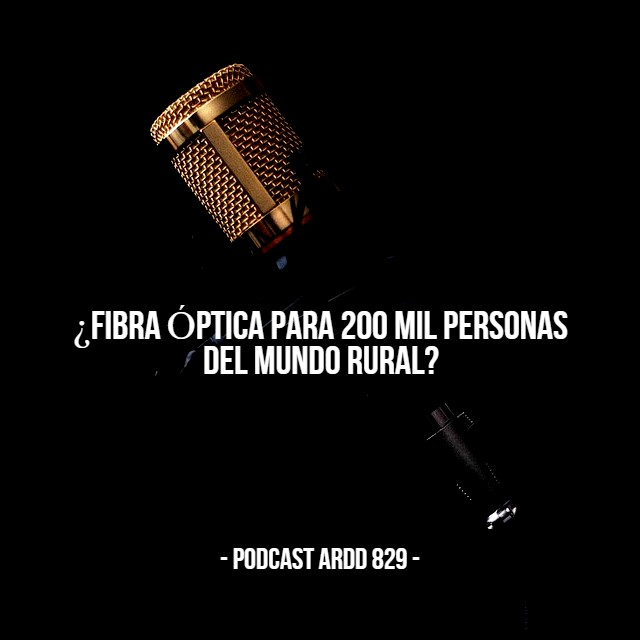 Podcast ARDD 829