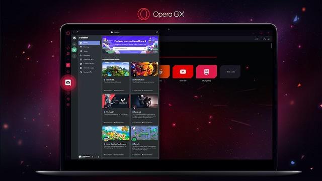 مراجعة لمتصفح أوبرا جي إكس Opera GX review