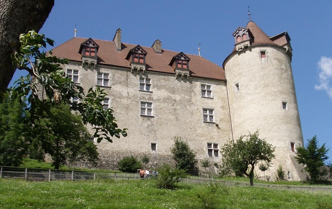 Castle Gruyères