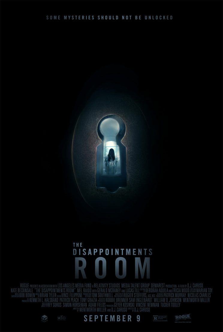 The Disappointments Room [2016] [DVDR] [NTSC] [Latino]