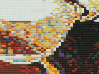 pixel lego