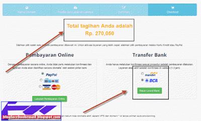 cara membeli domain sekaligus hosting murah