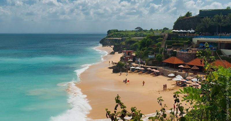 Лучшие пляжи Бали с белым песком фото карта