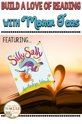 Silly Sally is a fun, energetic and giggly way to start the year. Students can rhyme, dance and write along with Silly Sally and her friends.