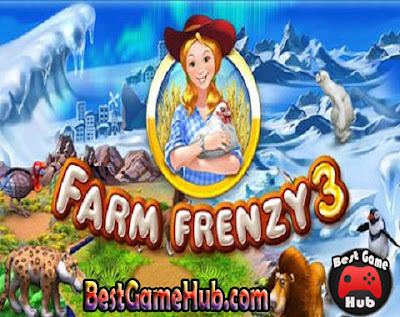 Farm Frenzy 3 PC Game Free Download