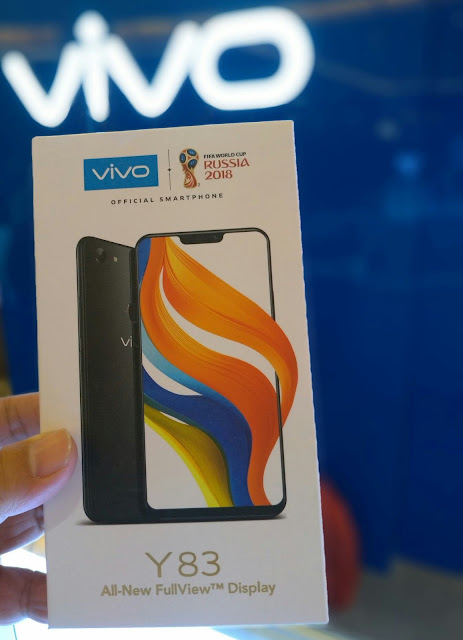 Foto Hasil Kamera HP Vivo Y83 Gambar