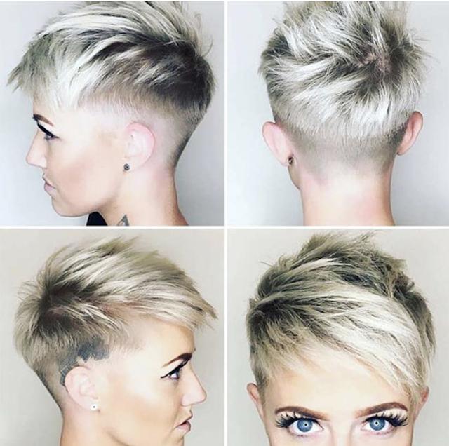 pixie haircuts 2020
