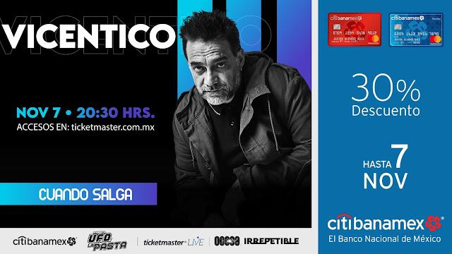 """Vicentico llegará hasta tu casa presentando un show """"Irrepetible"""""""