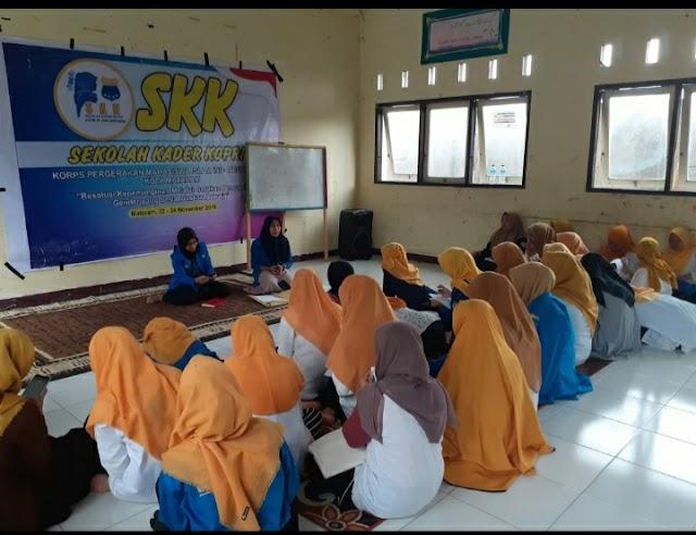 Upgrade Potensi Kader, Kopri Cabang Mataram Gelar SKK Jilid II