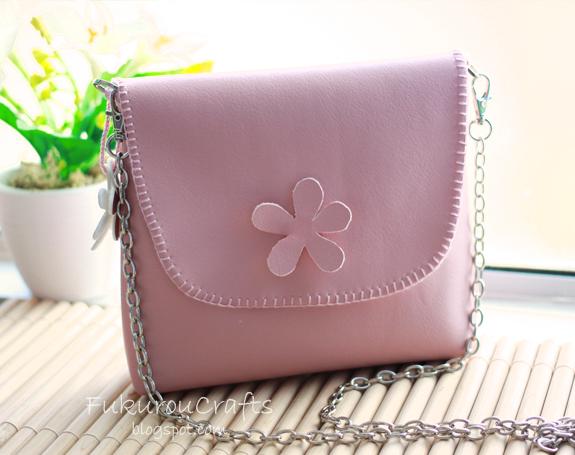 Women Girl Cute  Pink leather pu Shoulder bag, กระเป๋าหนัง ผู้หญิง สีชมพู แฟชั่น น่ารัก