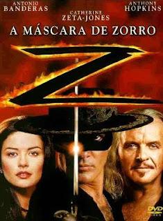 A Máscara do Zorro Dublado Online