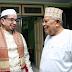 Habib Salim Segaf Al Jufri Silaturahim Keumatan dengan KH Syukron Ma'mun