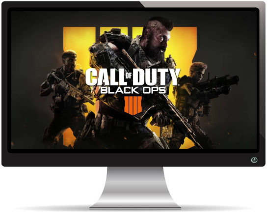 Call of Duty Black Ops 4 Affiche - Fond d'écran en Ultra HD 4K
