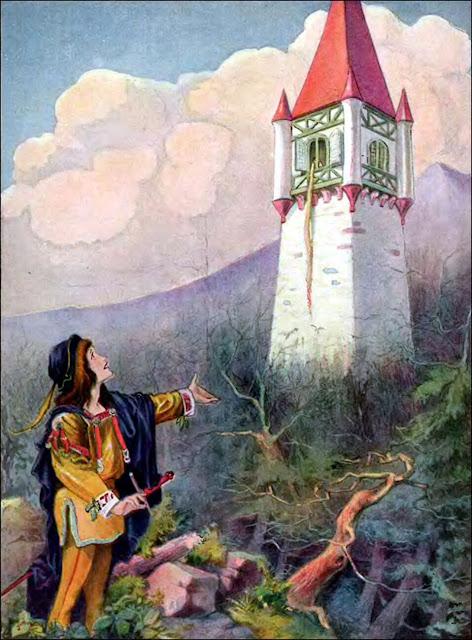 Rapunzel - Irmãos Grimm