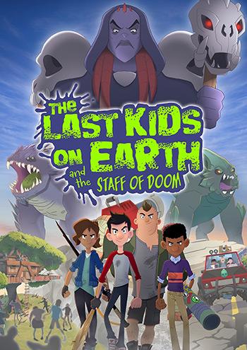 تحميل لعبة  Last Kids on Earth and the Staff of Doom للكمبيوتر