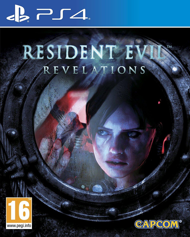 تحميل لعبة الرعب Resident Evil Revelations (CUSA06212) PS4