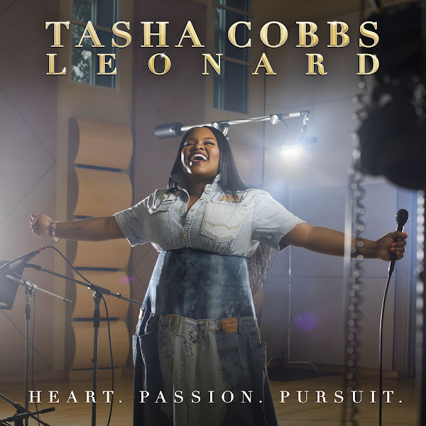 Tasha Cobbs Leonard - I'm Getting Ready (feat. Nicki Minaj) - Single Cover