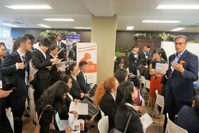 Job Fair to tokyo japan
