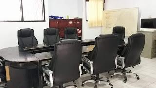 Tiga Ruangan Komisi DPRD Palopo Kosong