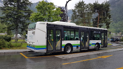 bus Courmayeur